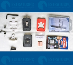 Kit Rockit 88 + Coollabs + Loctite  + IHS COOPER 1151