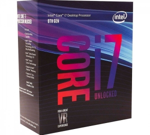 Procesador Intel CORE i7 8700K Unlocked LGA 1151